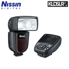 Nissin Di700A Flash Kit with Air 1 Commander for Sony Cameras (Nissin Malaysia)